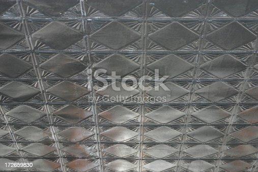 Tin vintage ceiling