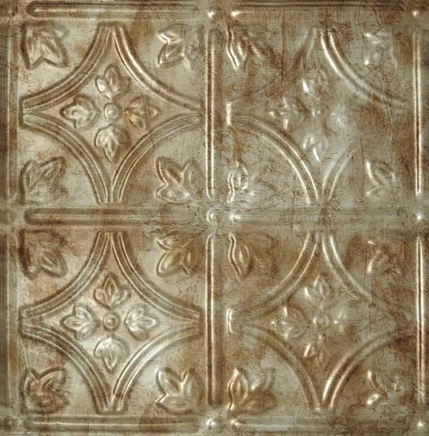 tin Plafond-dalle - Photo