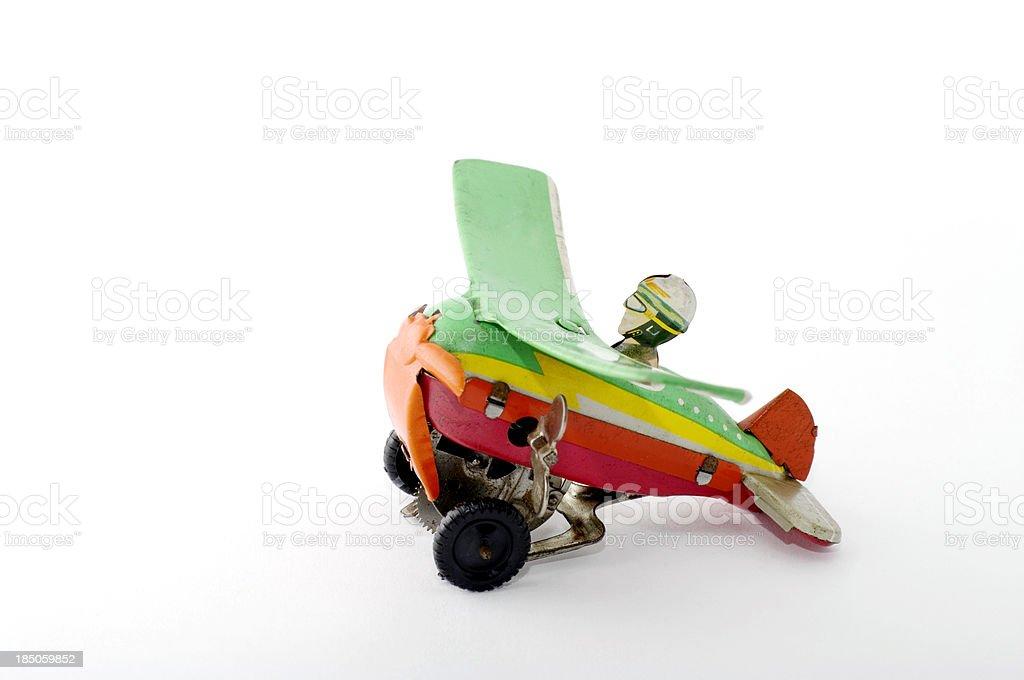 Tin Toys: Aeroplane foto