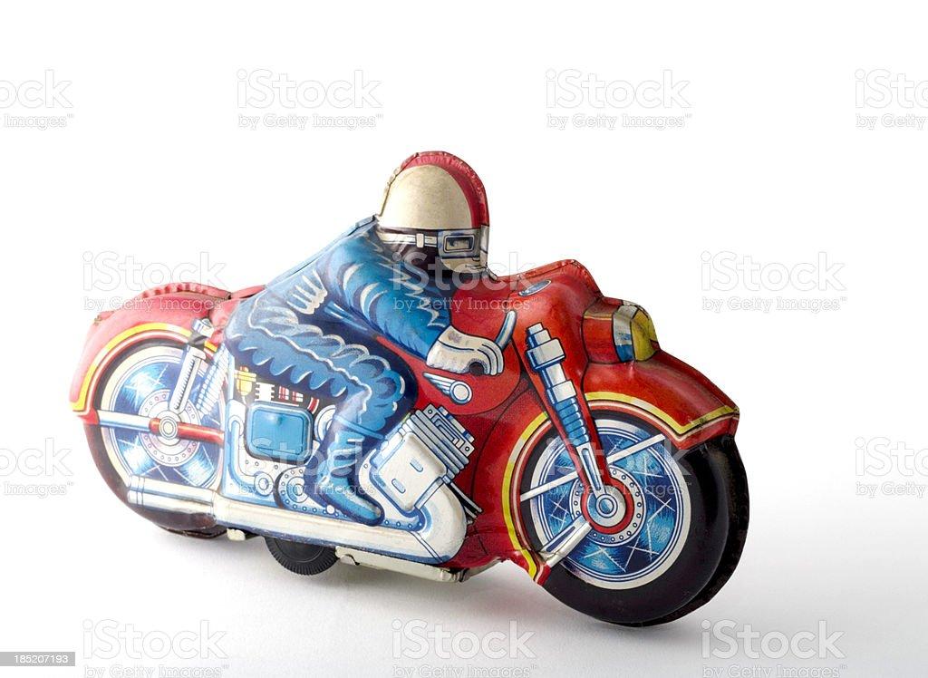 Tin Toys: MotorCycle foto
