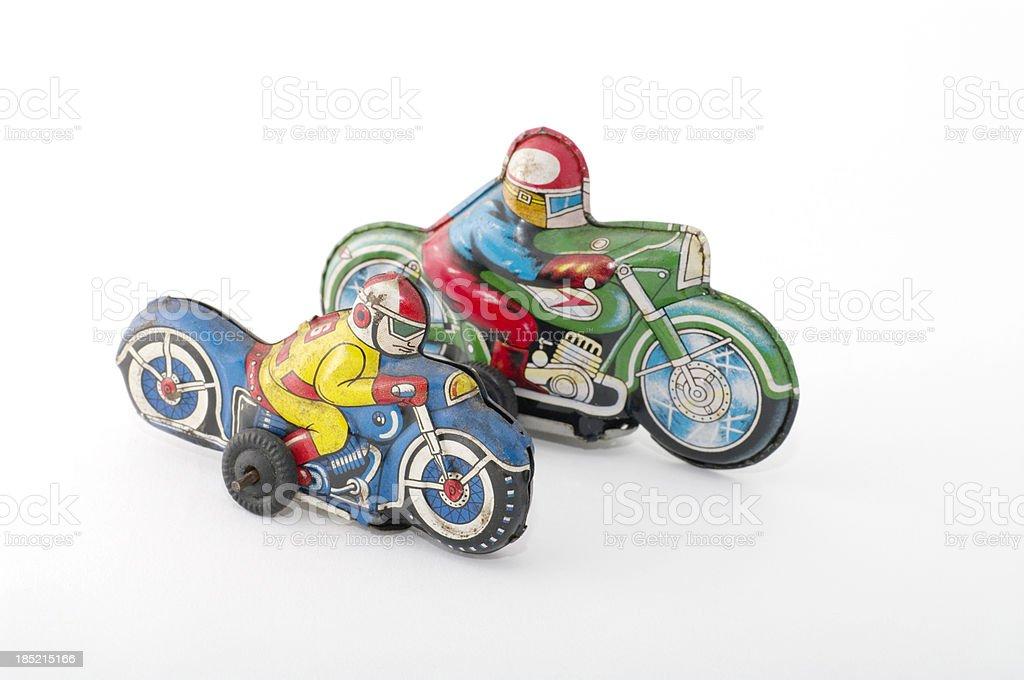 Tin Toys: MotorCycles foto