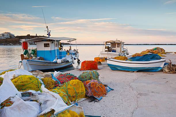 Tinos island. stock photo