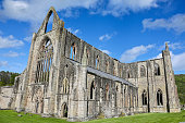Ruins of Tintern Abbey, Wales