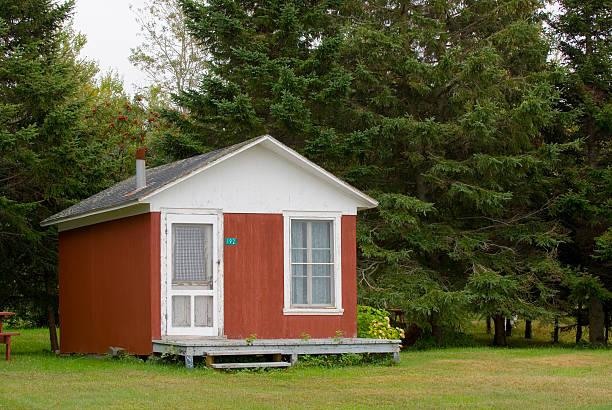 Tiny House stock photo
