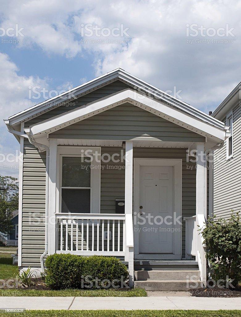 Tiny Little House royalty-free stock photo