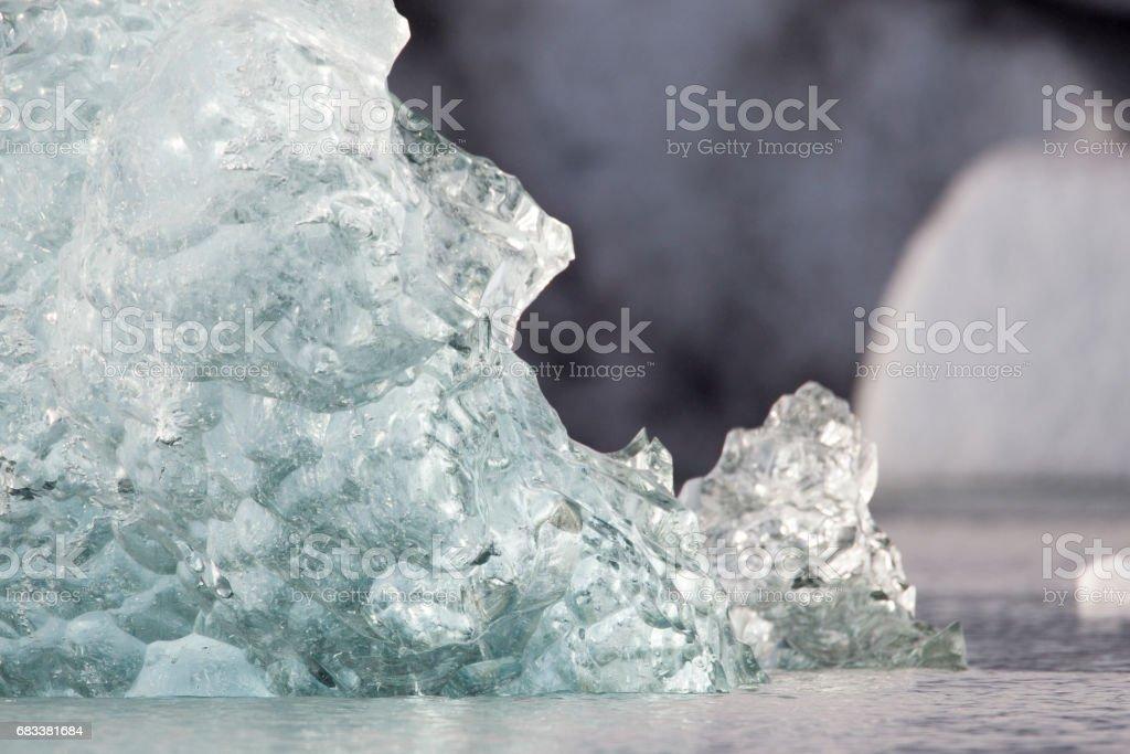 Tip Of The Iceberg. stock photo