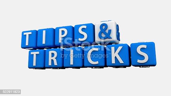 494762574istockphoto Tips and Tricks Crossword 522911823