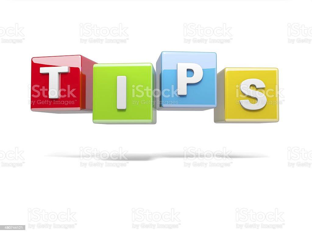 tips stock photo