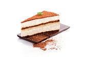 istock Tiramisu dessert. 500362775