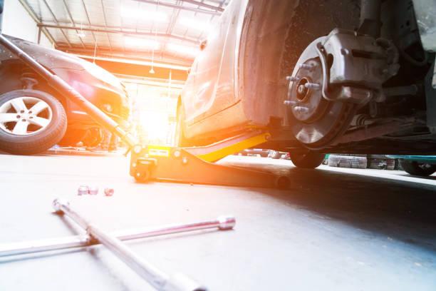 Reifen ändern  – Foto