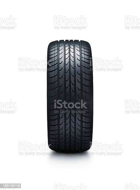 Tire isolated on white picture id183758118?b=1&k=6&m=183758118&s=612x612&h=ifhkpwjporratflrl6lacabls28ympyeflf0abp1df0=