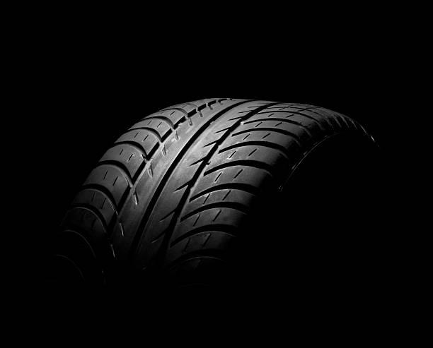 tire - wheel black background bildbanksfoton och bilder