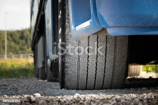 Tire profile of a truck - is that enough?