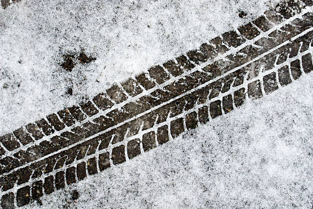 Tire track  tire track stock pictures, royalty-free photos & images