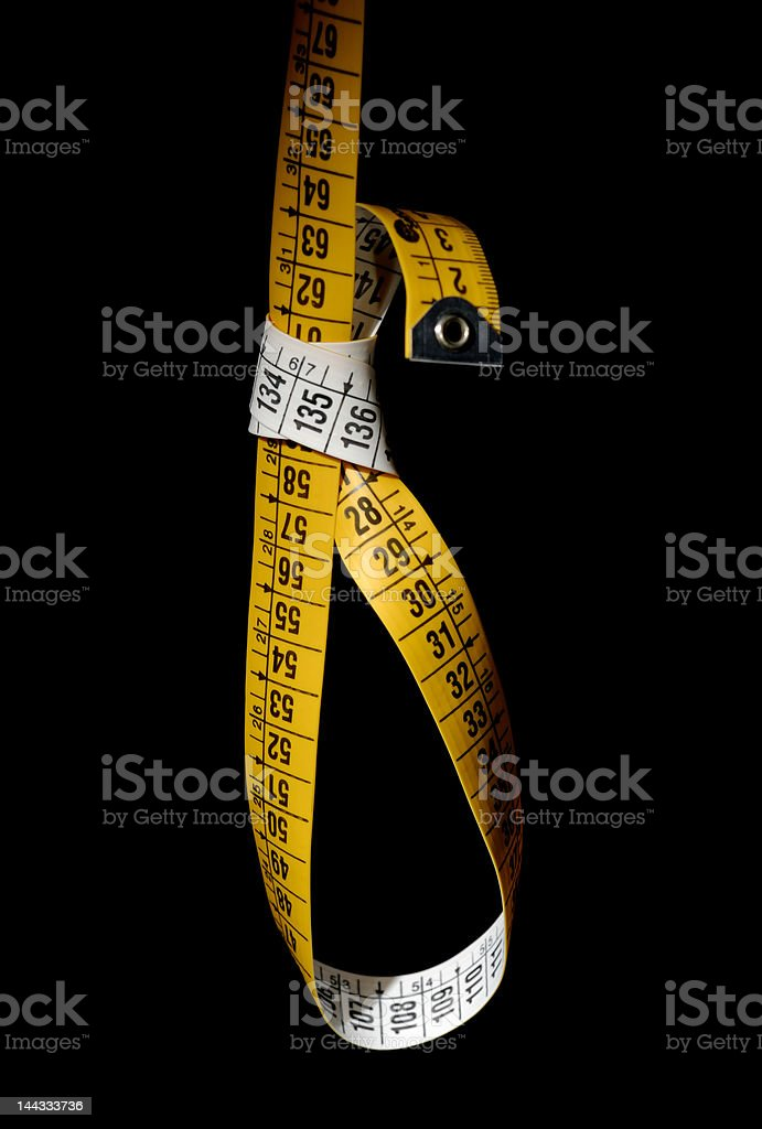 Tired of being on a diet? royalty-free stock photo