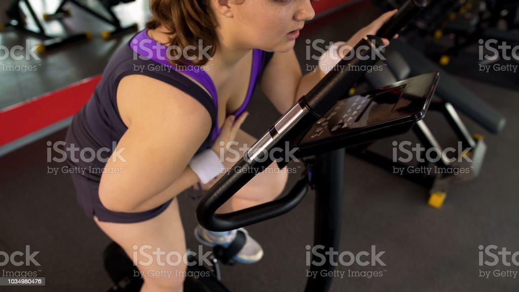 heimtrainer für übergewichtige