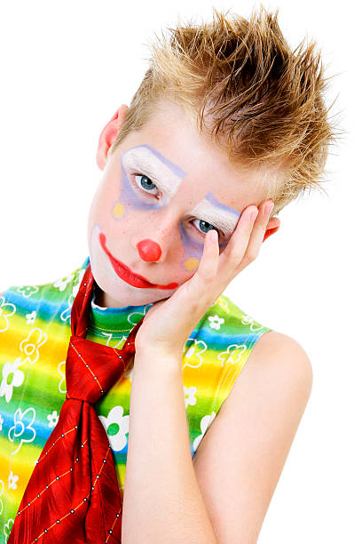 Best Clown Face Stock Photos, Pictures & Royalty-Free