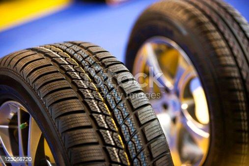 istock Tires 123066720