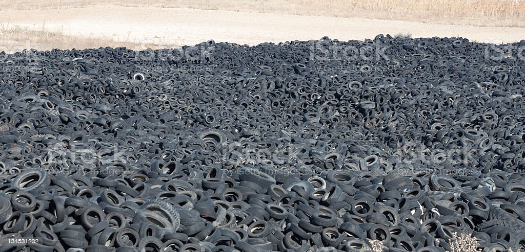 Tires royalty-free stock photo