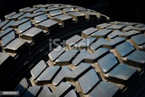 istock Tires 488390501