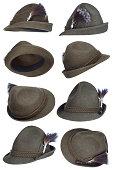 Tirol hat collection