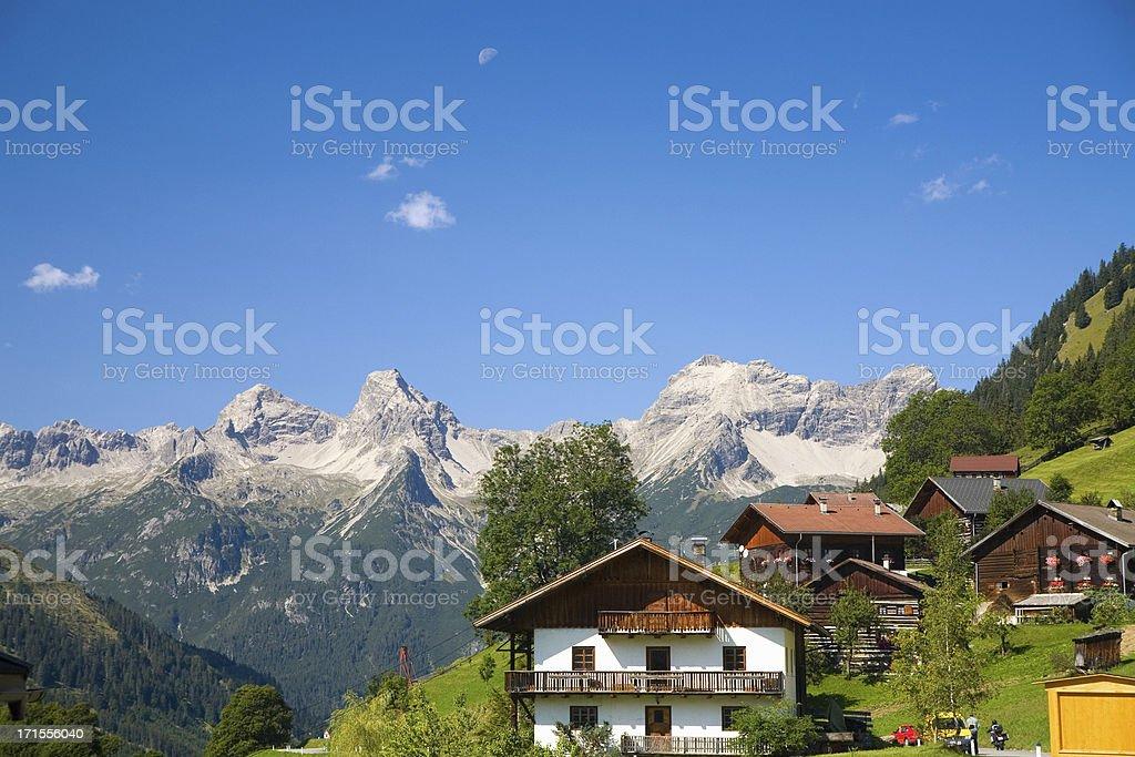 Tirol royalty-free stock photo