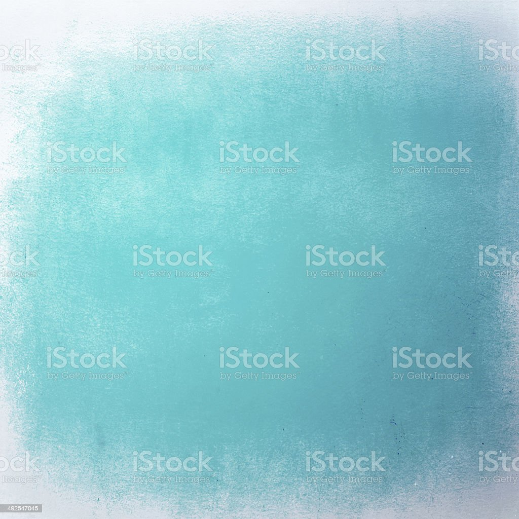Tirquoise abstract vintage background stock photo