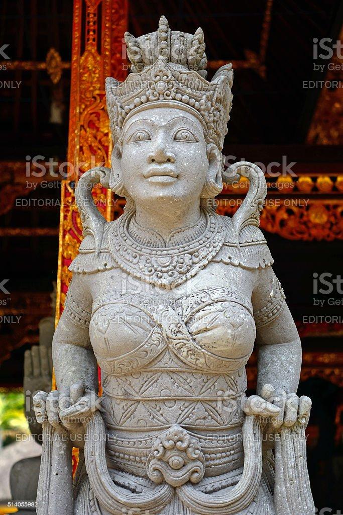 Tirta Empul Temple, Bali, Indonesia stock photo