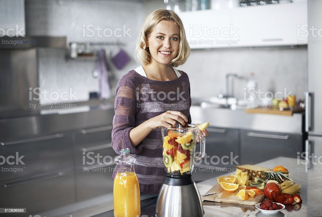 'Tis the season for lots of fruit! stock photo