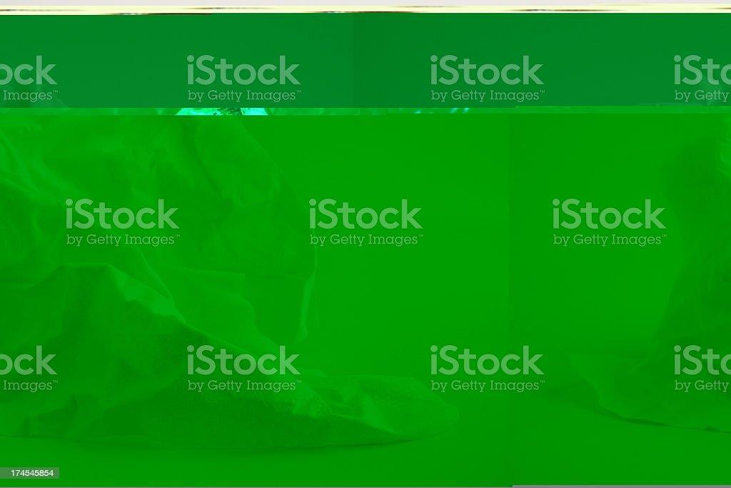 Tissue Kleenex Handkerchief Crumpled royalty-free stock photo
