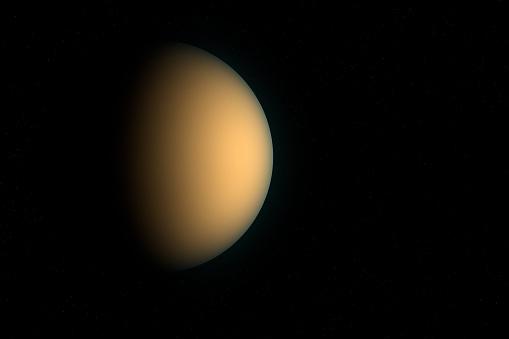 Mond Des Saturns