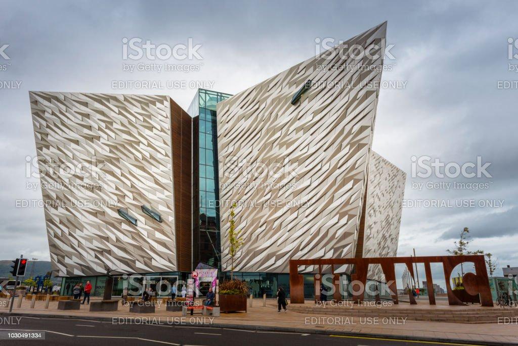 Titanic Museum in Belfast – Foto