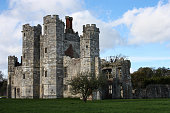Titchfield Abbey is a medieval abbey and later country house, located in the village of Titchfield near Fareham in Hampshire, England.