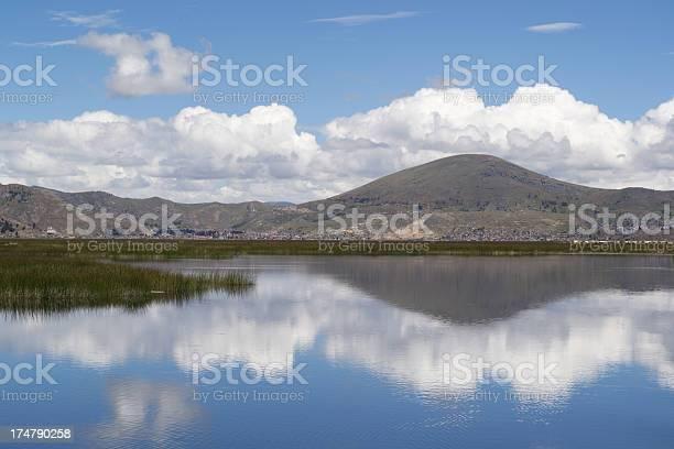 Titicaca landscape