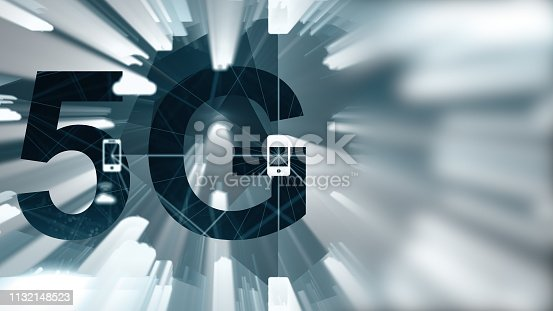 istock Title graphic 5G network high speed cellular mobile internet communications 1132148523