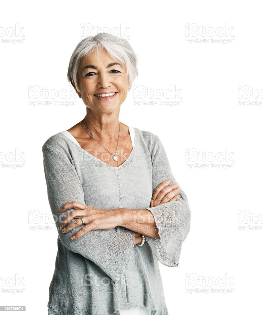 person between 60 and 69 years of age