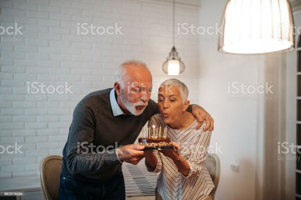 To another wonderful year! stock photo