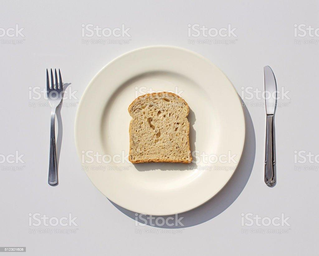 To be Hungry stock photo