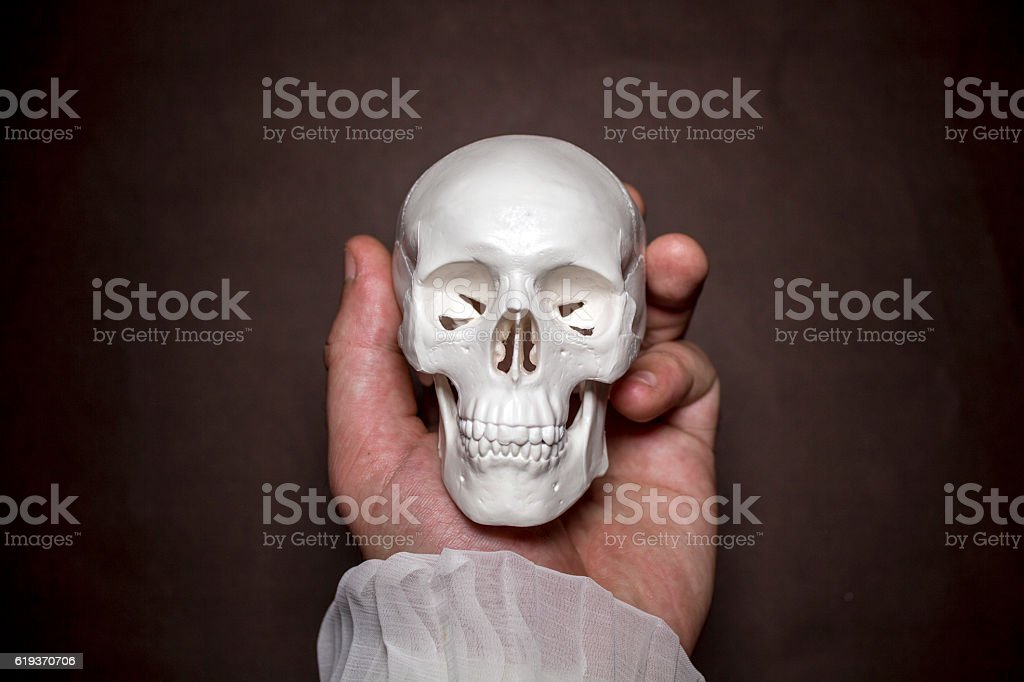 To be or not to be stock photo