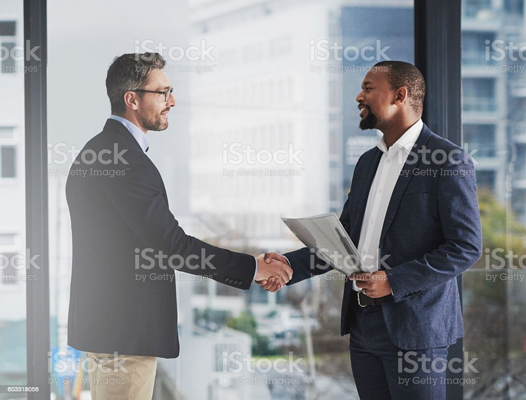 To be the best, partner with the best stock photo