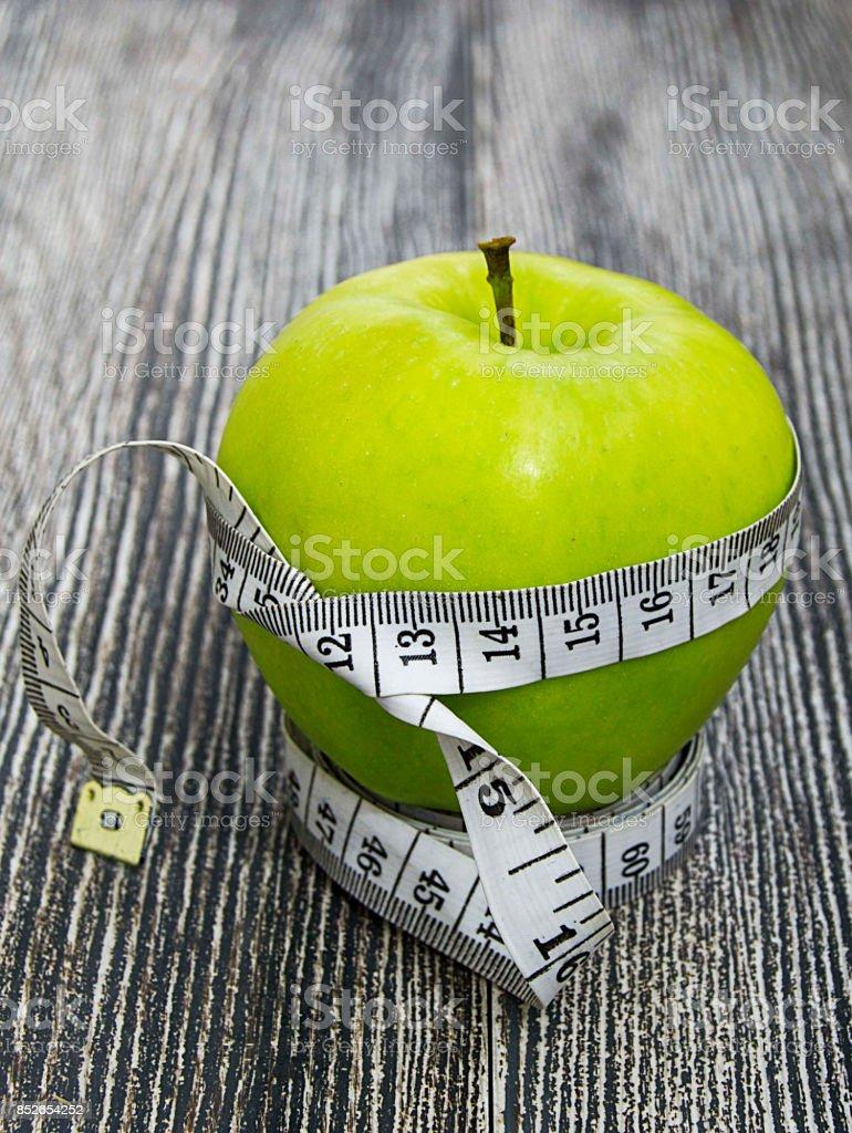 Beneficios manzana verde para adelgazar