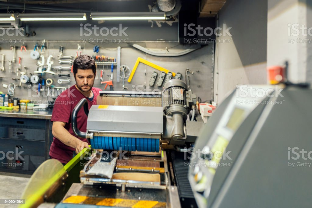 To love what you do is great stock photo