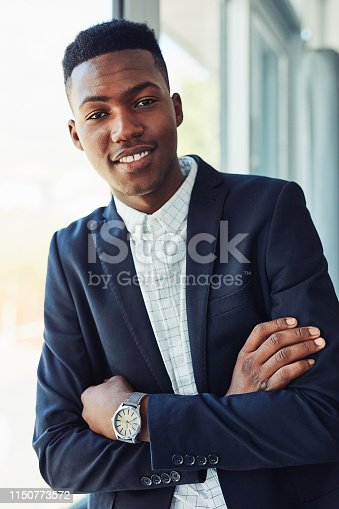 istock To see success you've got to commit to it 1150773572