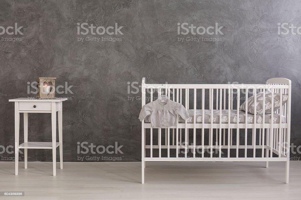 To sleep safe and sound stock photo
