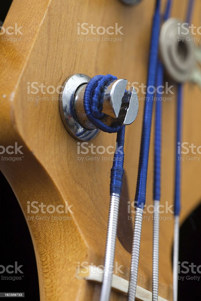 To Stay in Tune stock photo