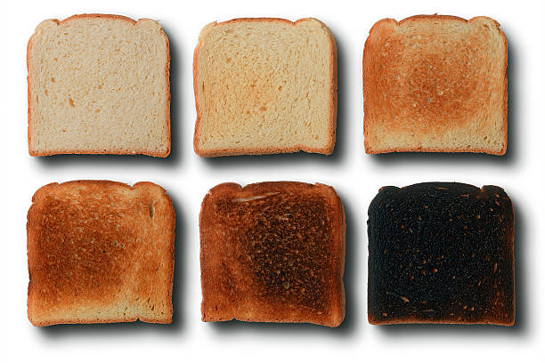 toast - number 6 stock photos and pictures