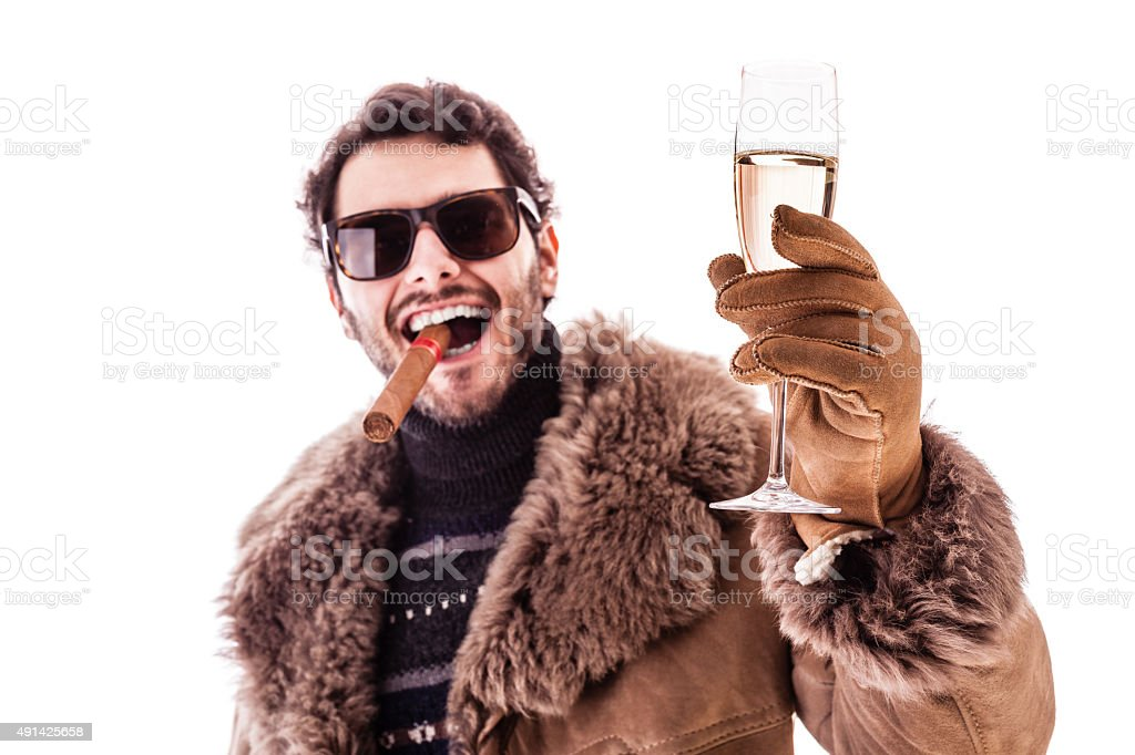 Toast! stock photo