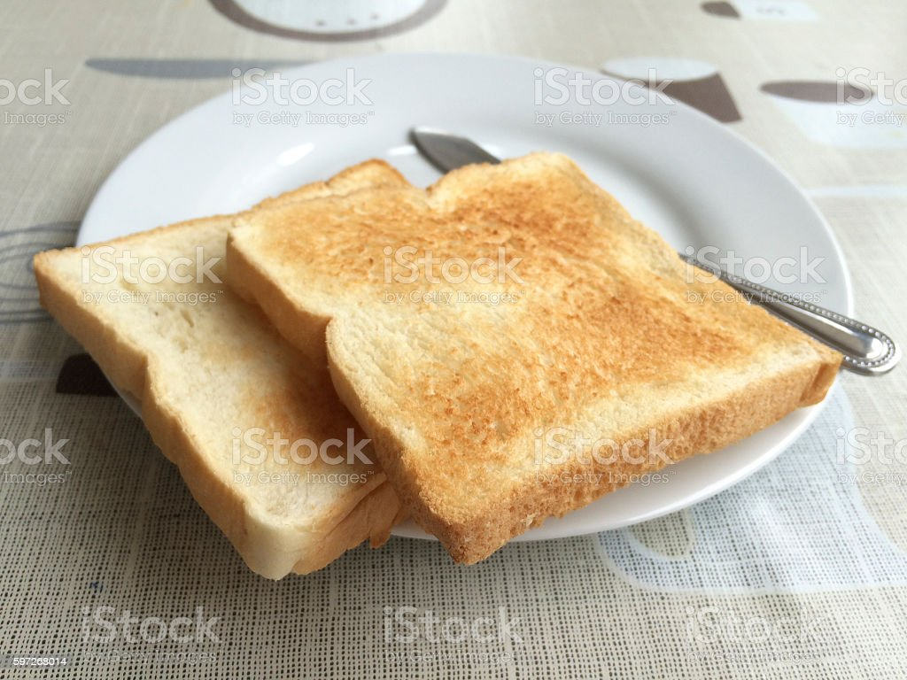 toast  Lizenzfreies stock-foto