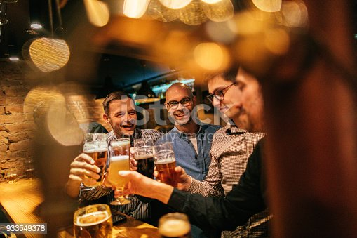 933516938 istock photo Toast to our friendship 933549378