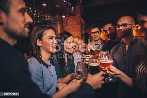 istock Toast to our friendship 933558308